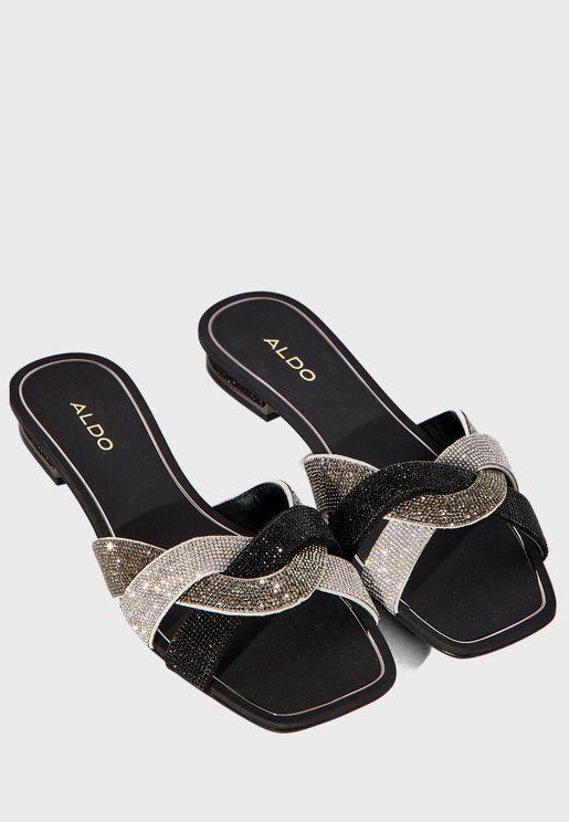 Coredith Flat Sandal
