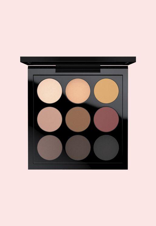 X9 Eye Shadow Palette - Semi Sweet