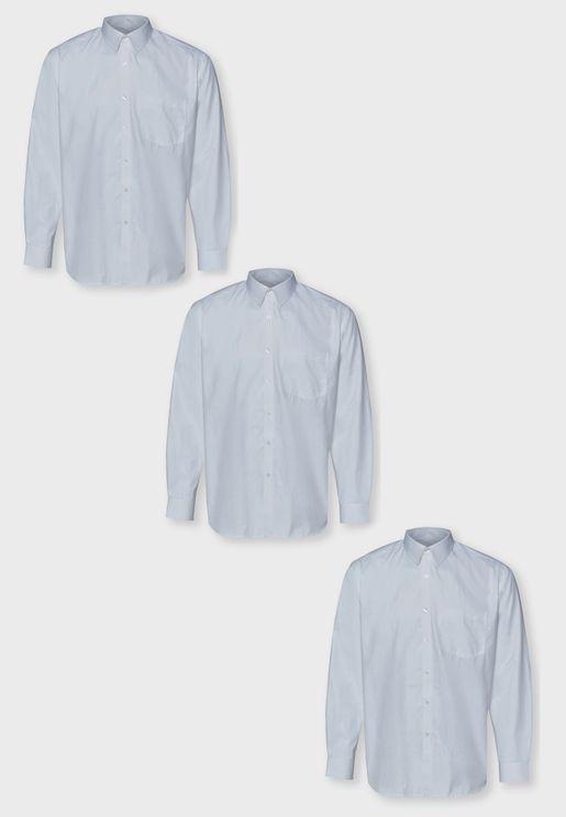 Three Pack Shirt