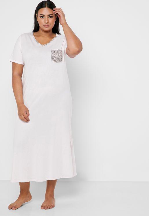 5a3be5113 ملابس مقاسات كبيرة نسائية 2019 - نمشي الامارات