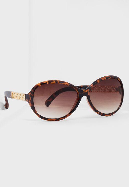Austin Update Oversized Sunglasses