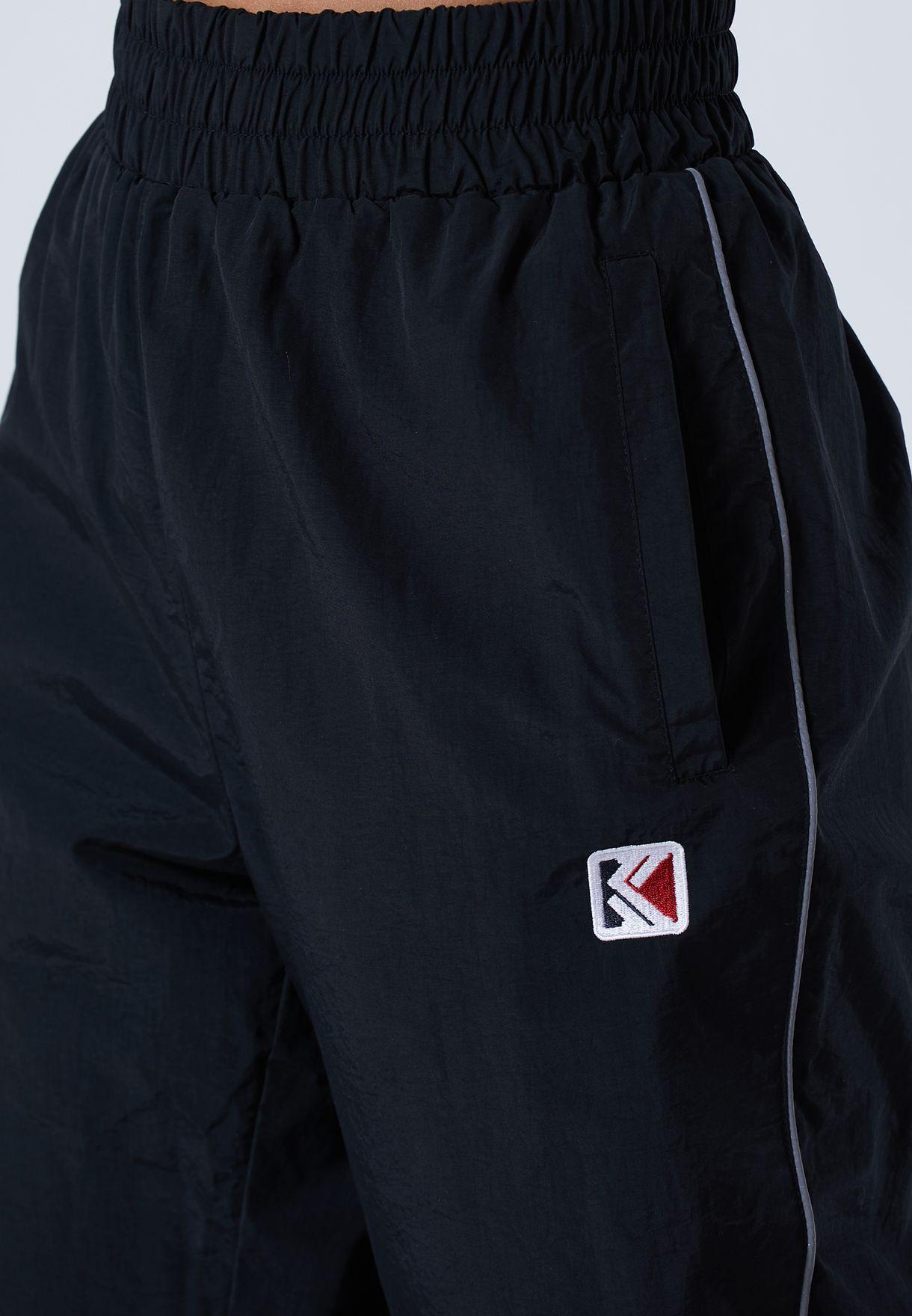 Logo Cuffed Track Pants