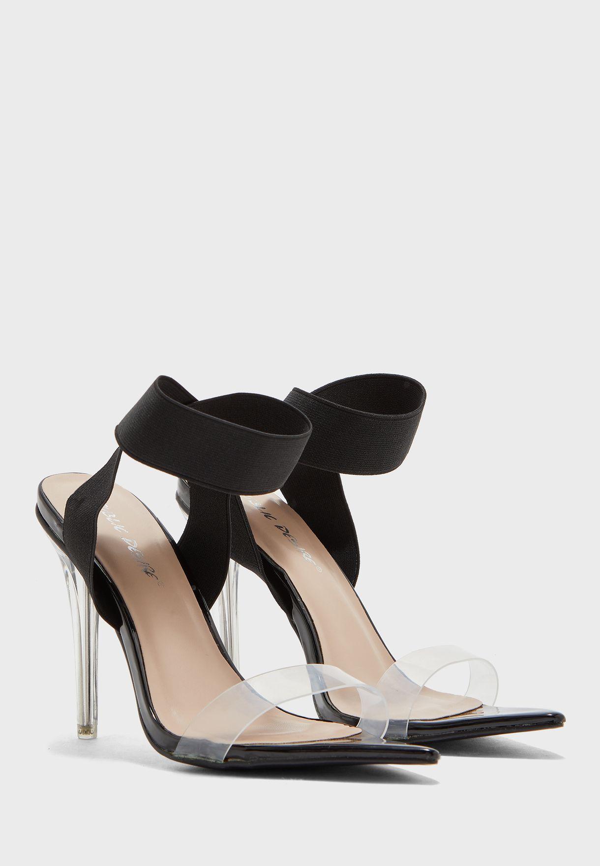 Only Ankle Strap Sandal