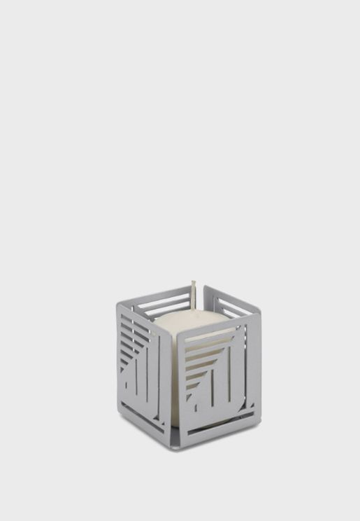 Allah Candle Holder-Small(Silver)