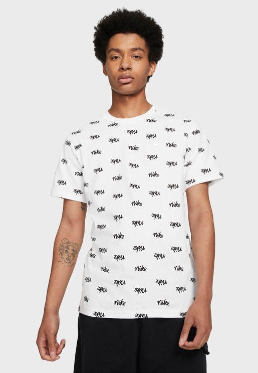 NSW Club Printed T-Shirt