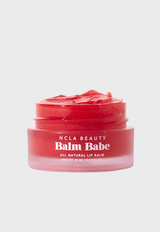 Balm Babe Lip Balm - Red Roses