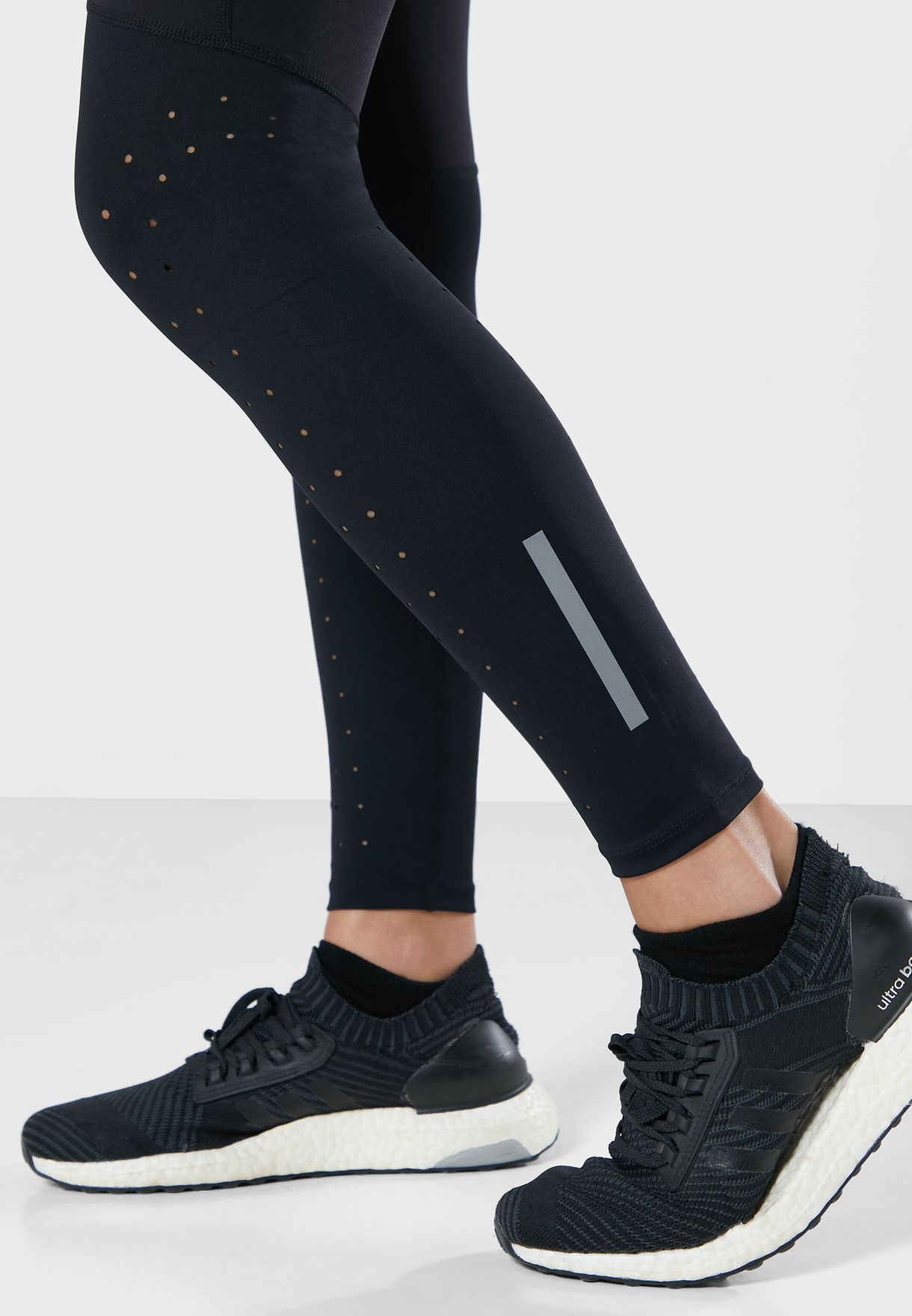 Logo Waist Tights