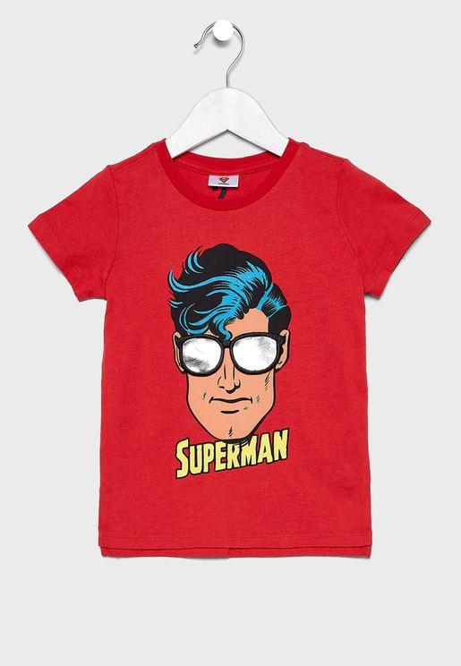 Kids Superman T-Shirt