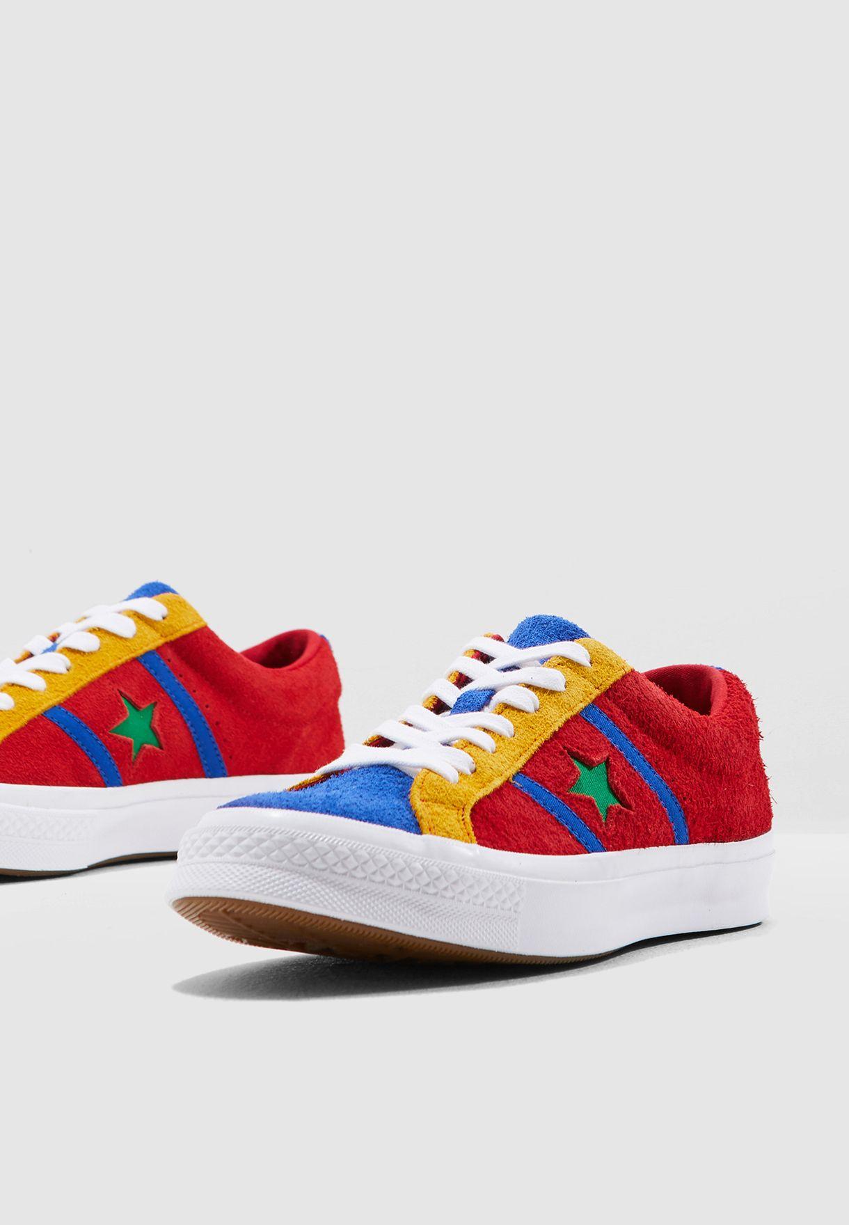 2converse multicolor