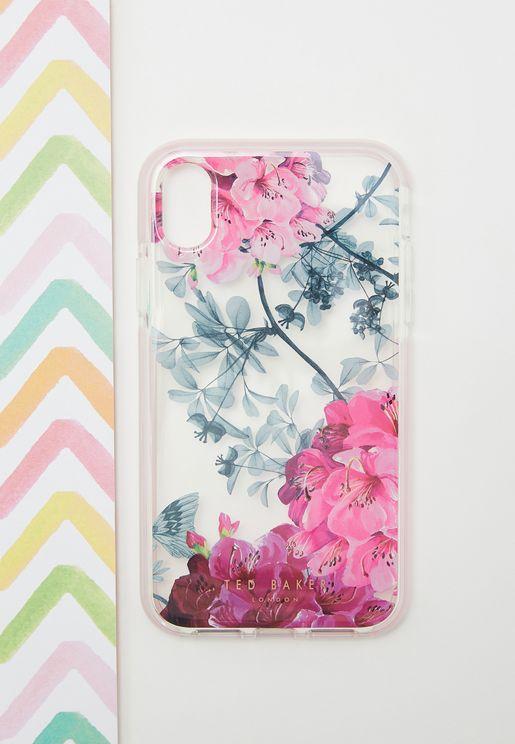 iPhone XR Anti Shock Case - Babylon Nickel
