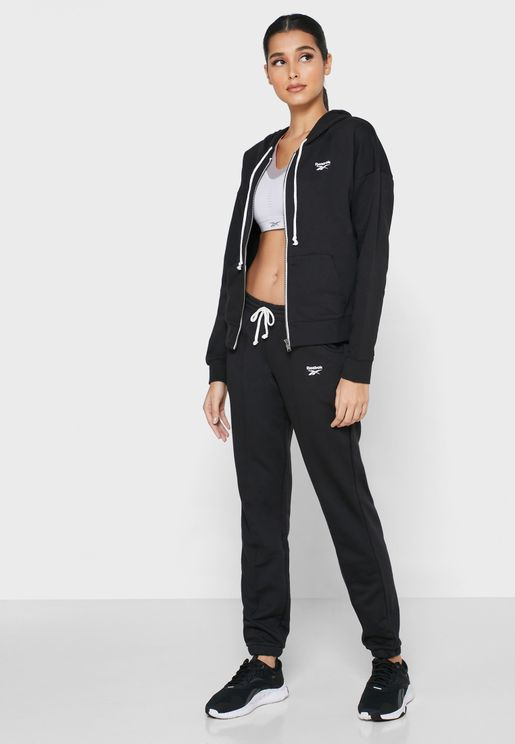 French Terry Elements Sports Training Jogger Pants