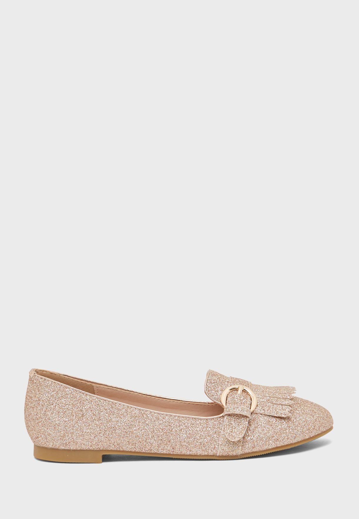 Youth Knot Detail Slip On