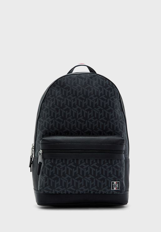 Coated Backpack