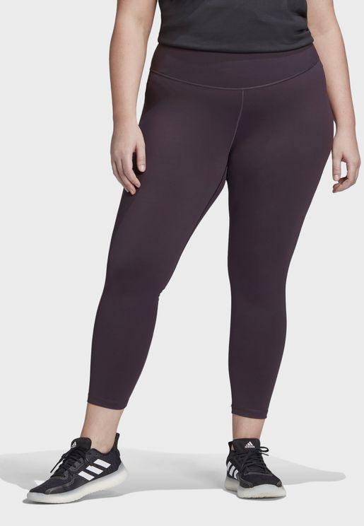 Essential Solid 7/8 Leggings