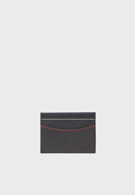 Stitch Detail Card Holder