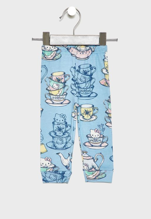 Infant Graphic Sweatpants