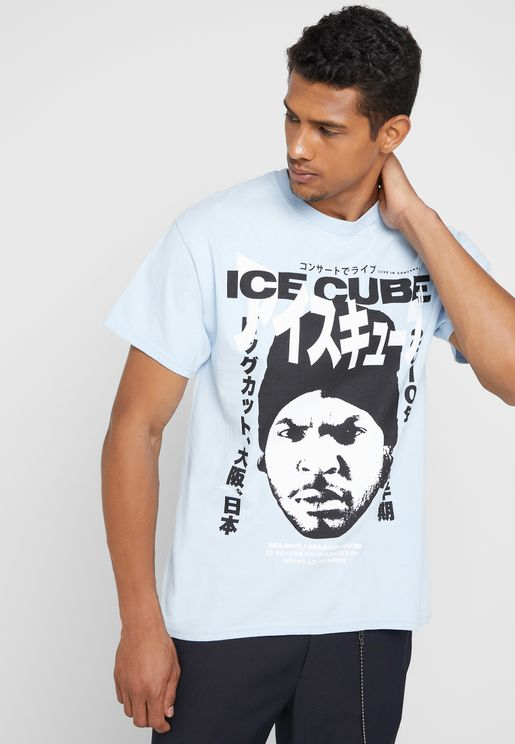 Ice Cube Japan Graphic T-Shirt