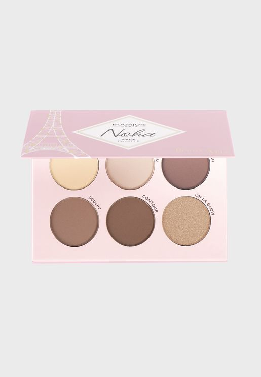 Noha Face Palette