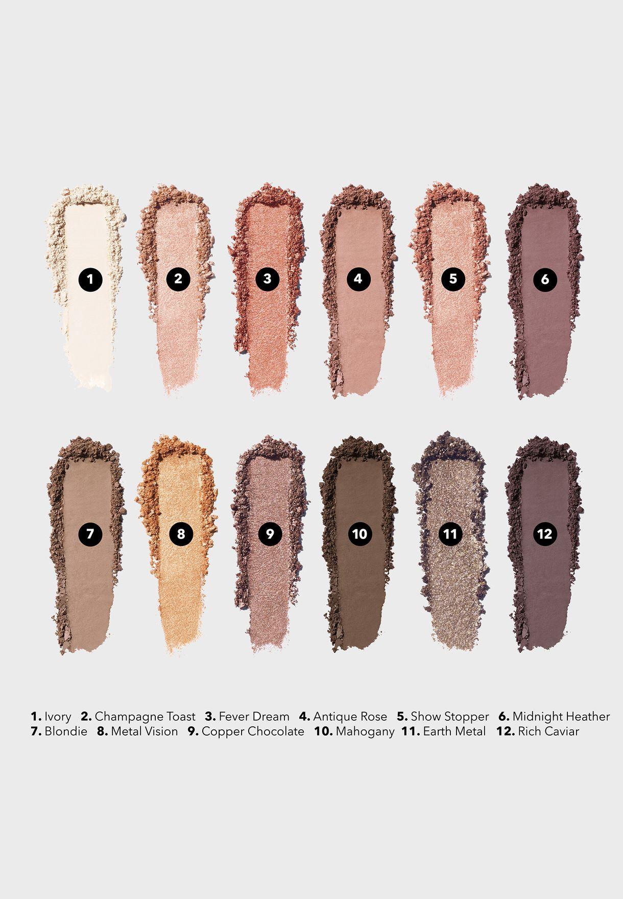 Nude Drama II Eyeshadow
