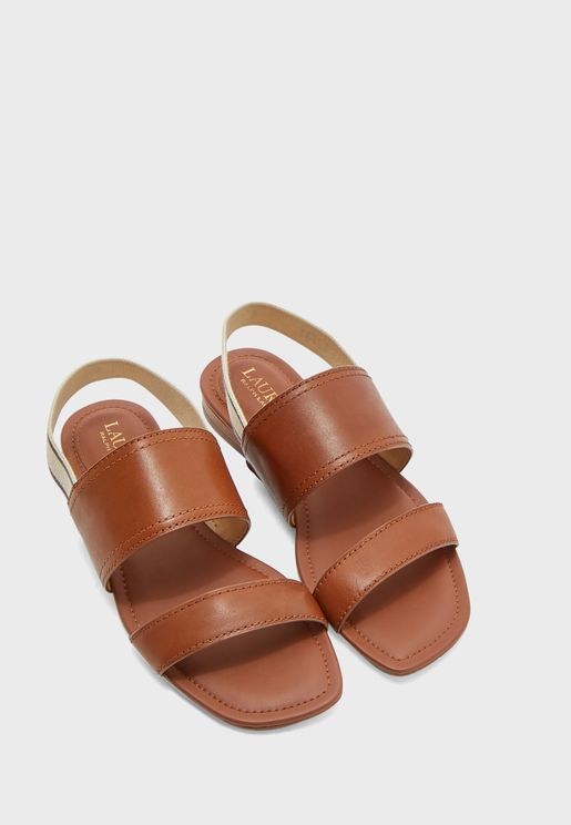 Karter Flat Sandal