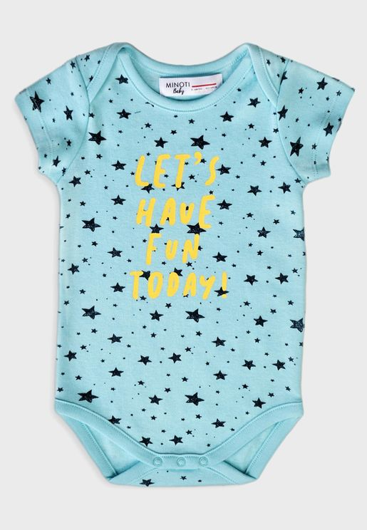 Infant Unisex Aop Bodysuit
