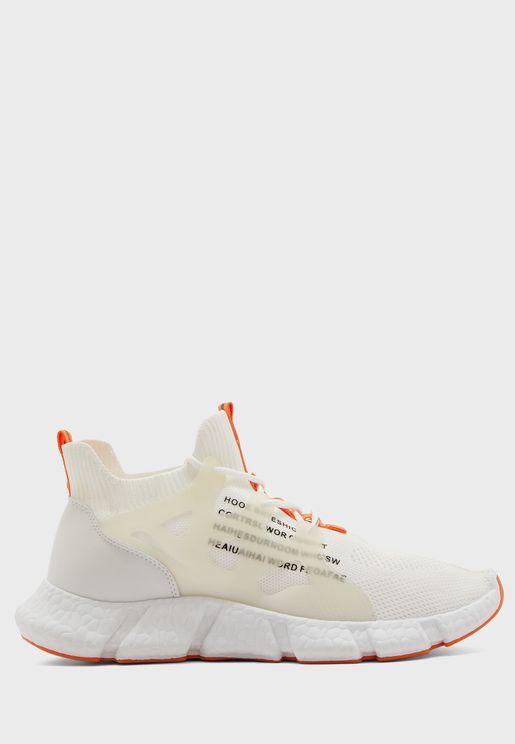 Mesh Casual Sneakers