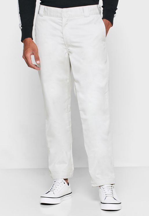 Master Slim Fit Trousers