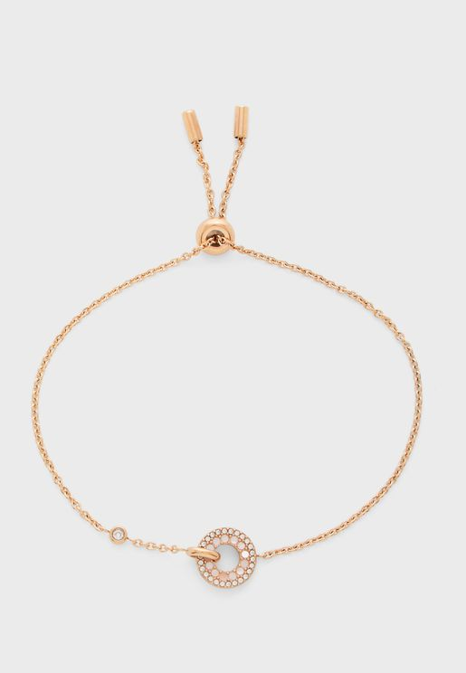 Round Stone Detail Bracelet