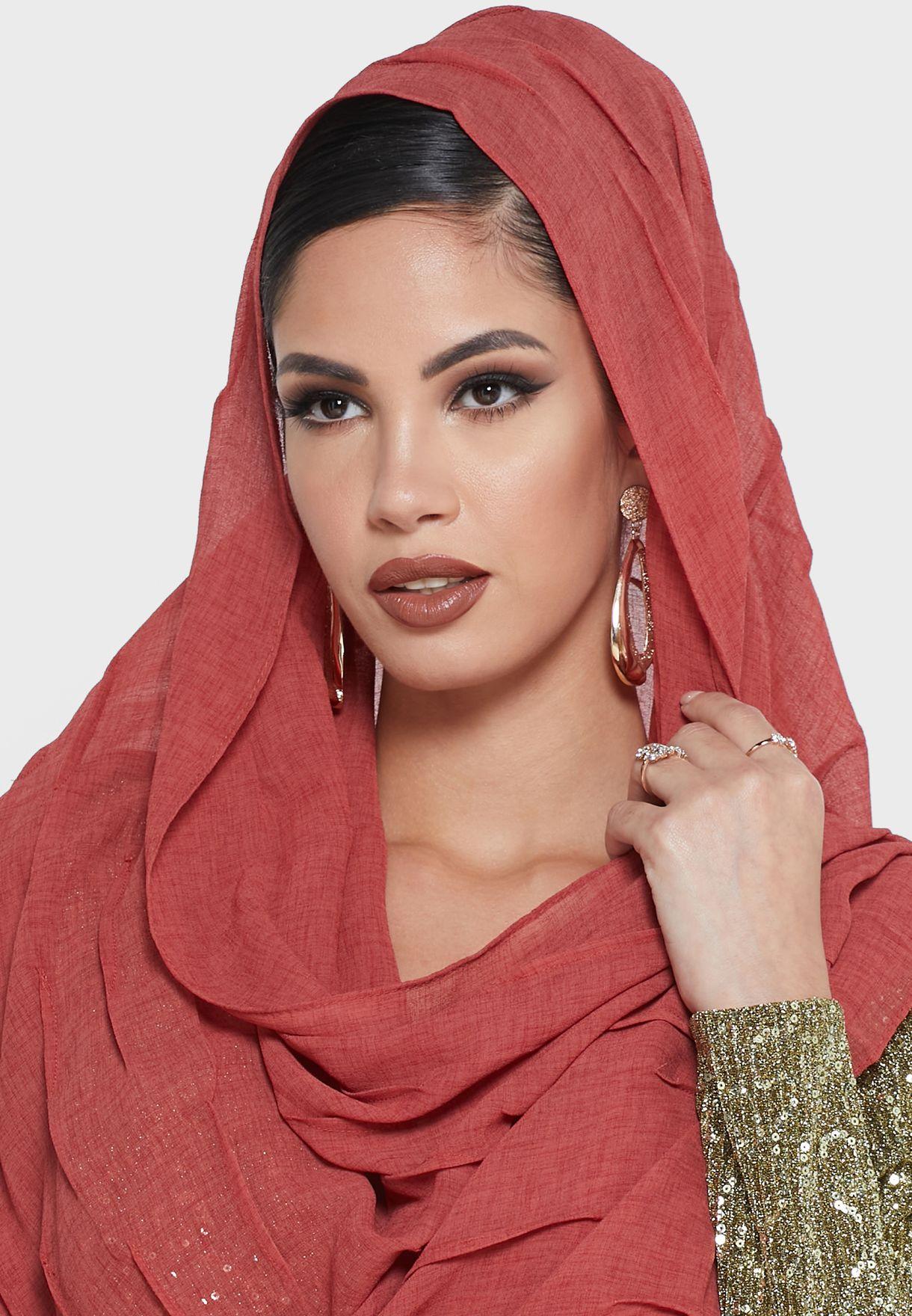 حجاب بدرزات وكسرات
