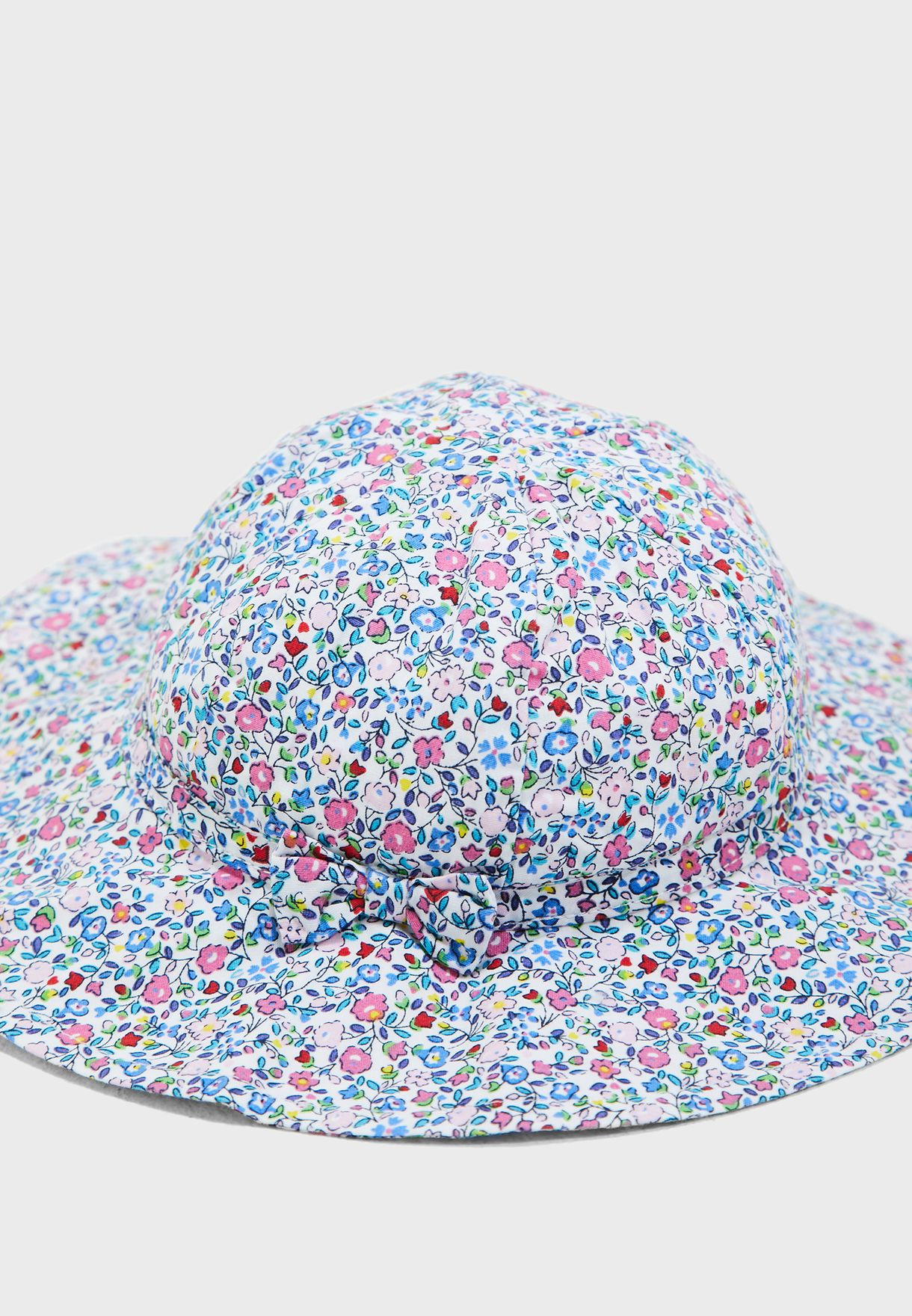 Kids Printed Hat