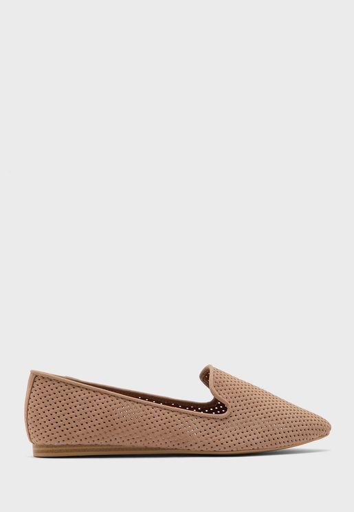 حذاء باليرينا شمواه