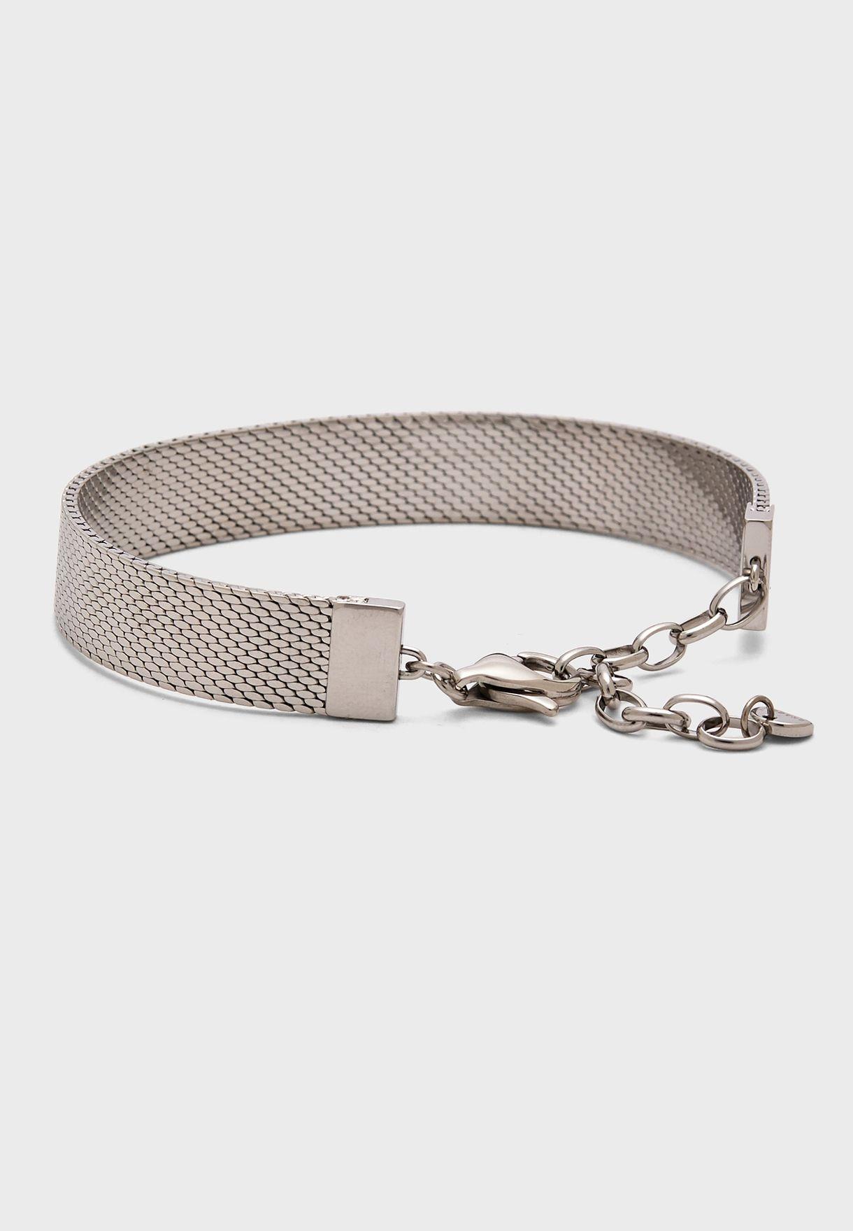 Mesh Strap Bracelet