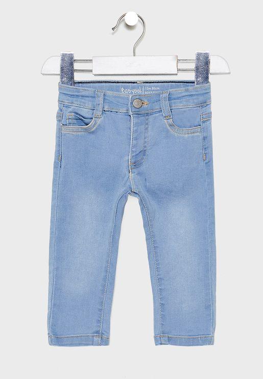 Infant Regular Wash Jeans