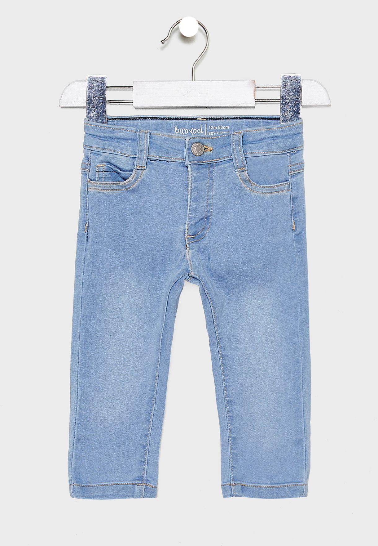 جينز للبيبي