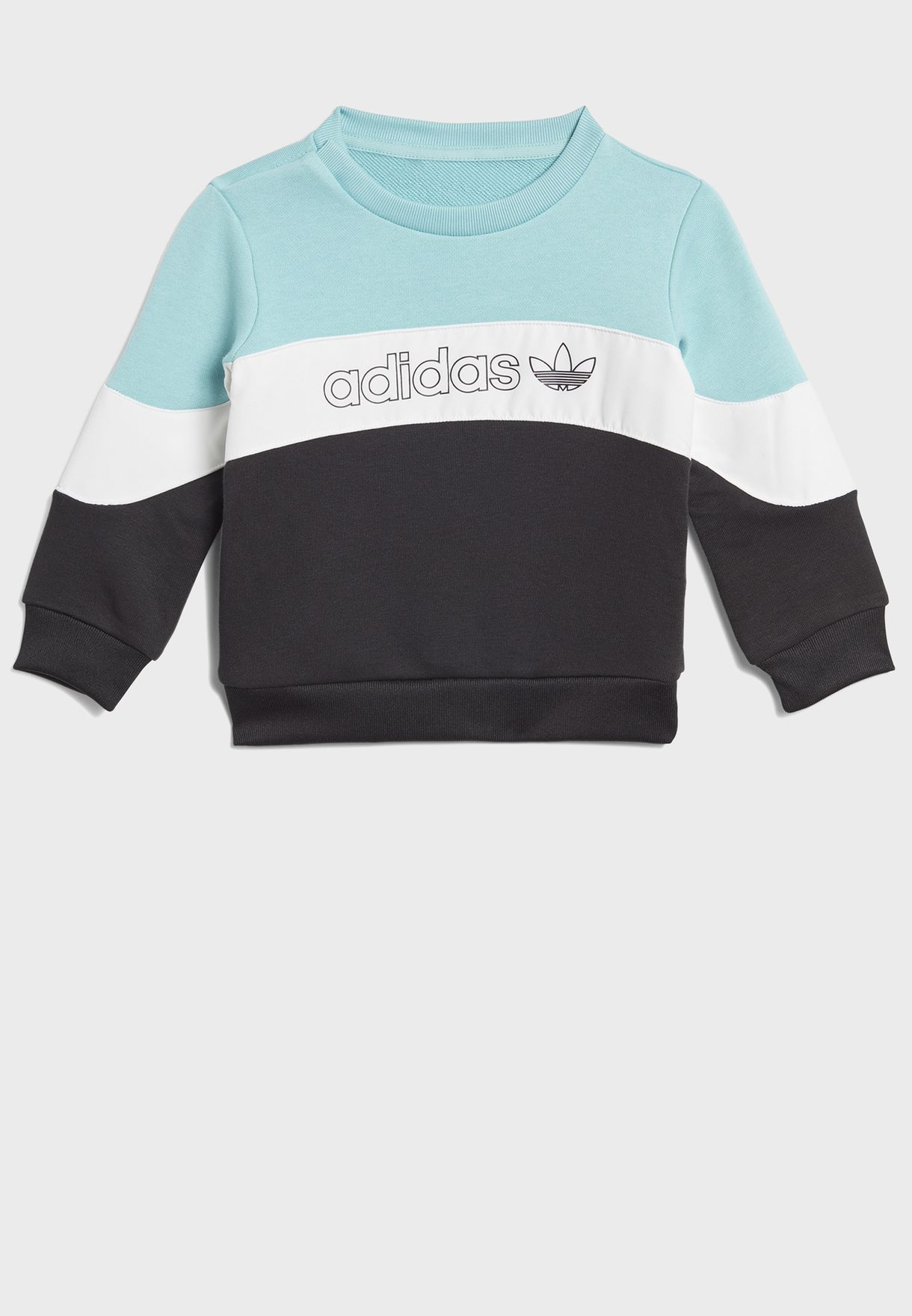 Crew Sprt Collection Casual Kids Tracksuit