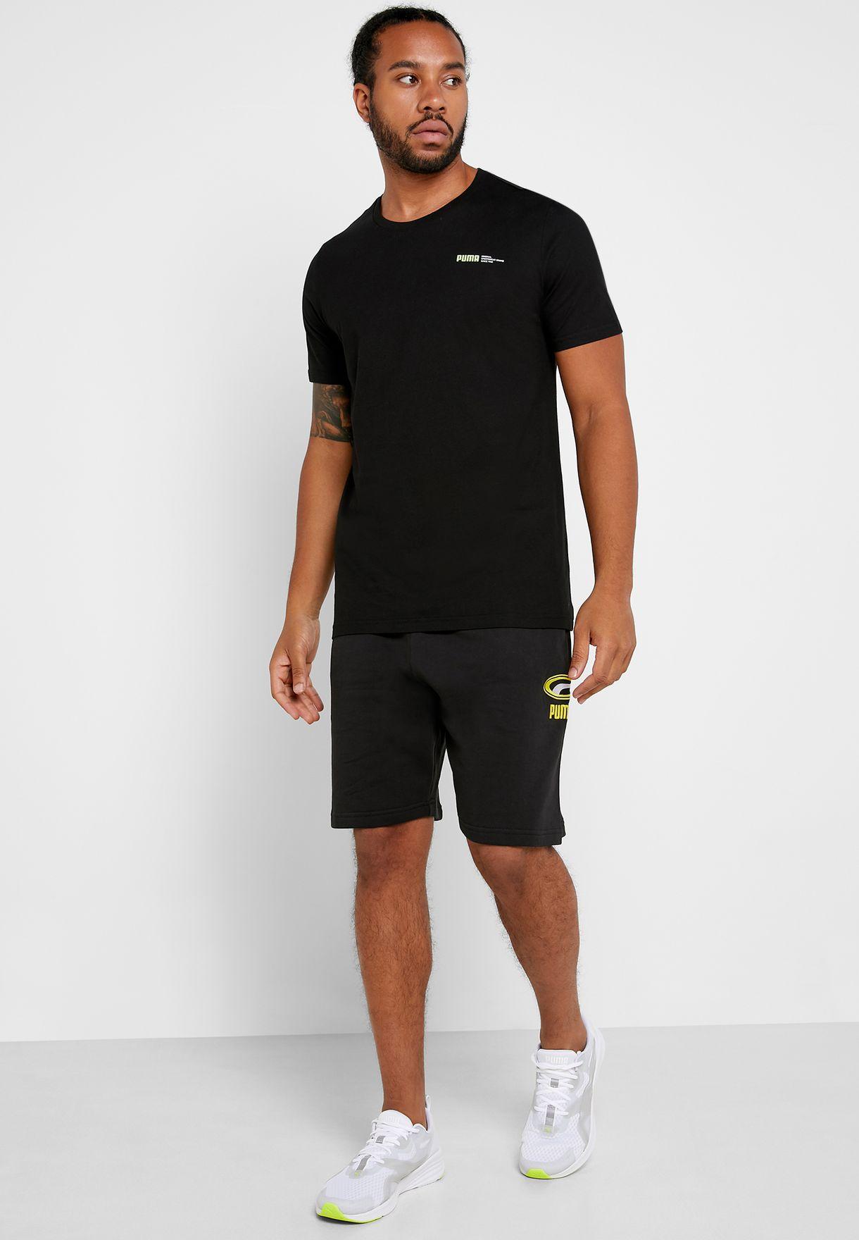 Acidic Pack Graphic T-Shirt