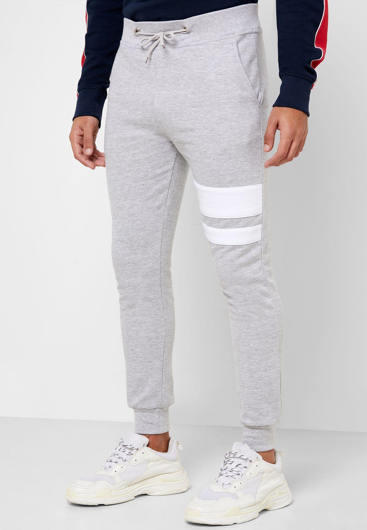 Knee Stripe Jogger