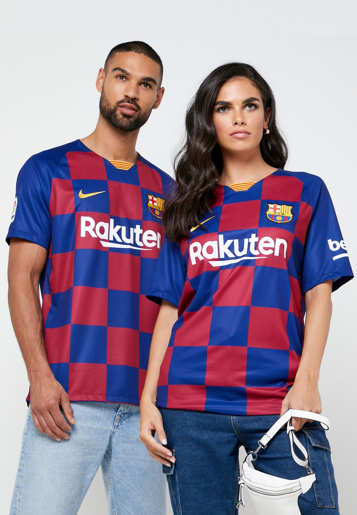 reputable site 1fd16 f353b FC Barcelona 19/20 Home Jersey