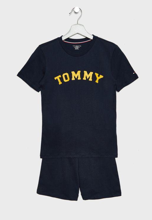 Teen Logo Pyjama Set