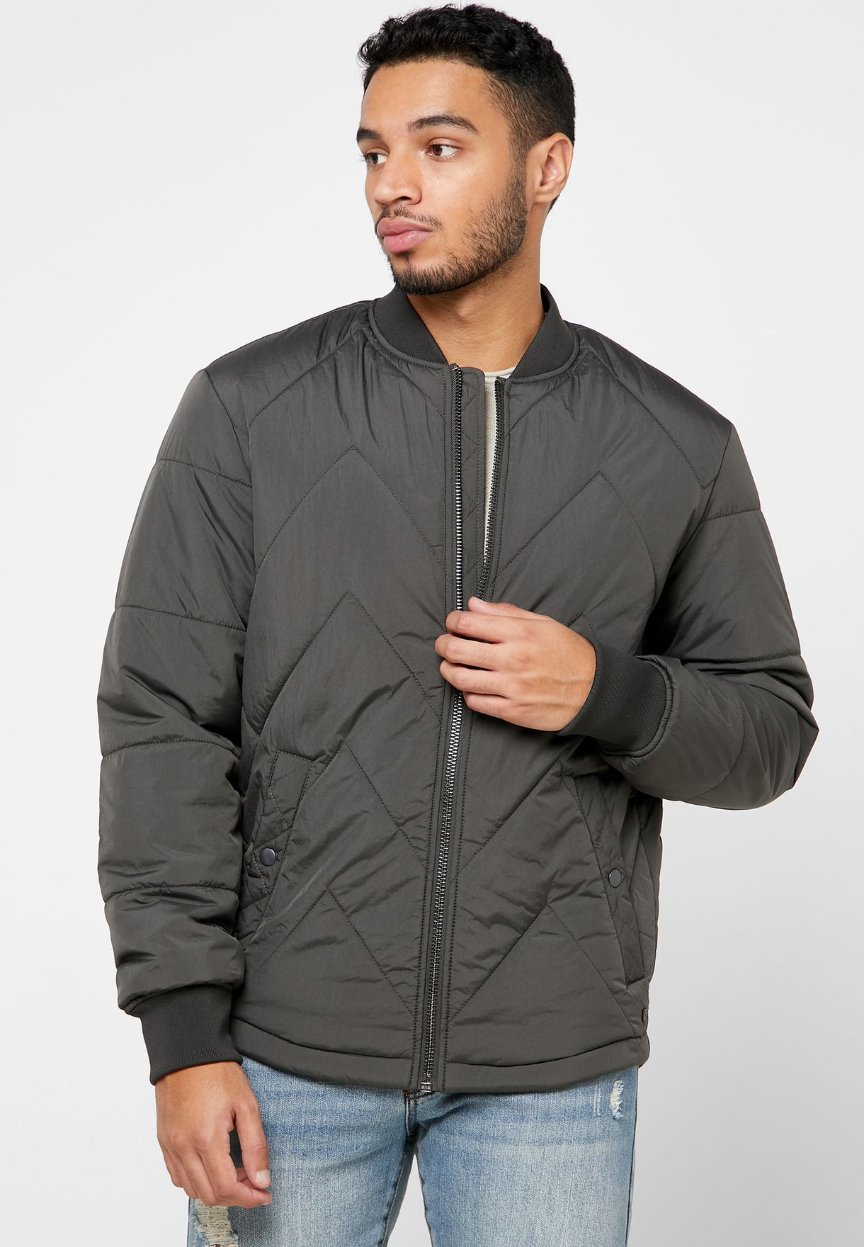 Marvin Quilted Jacket