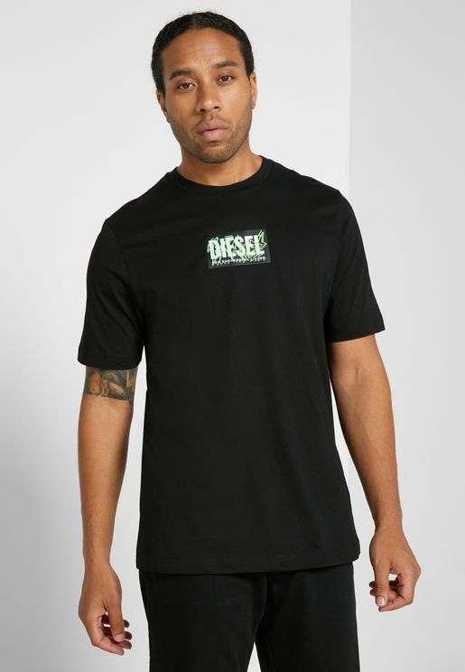 Just Crew Neck T-Shirt