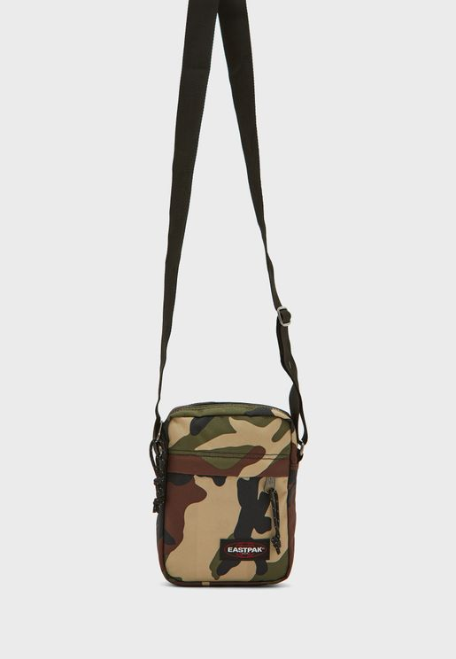 The One Camo Messenger Bag