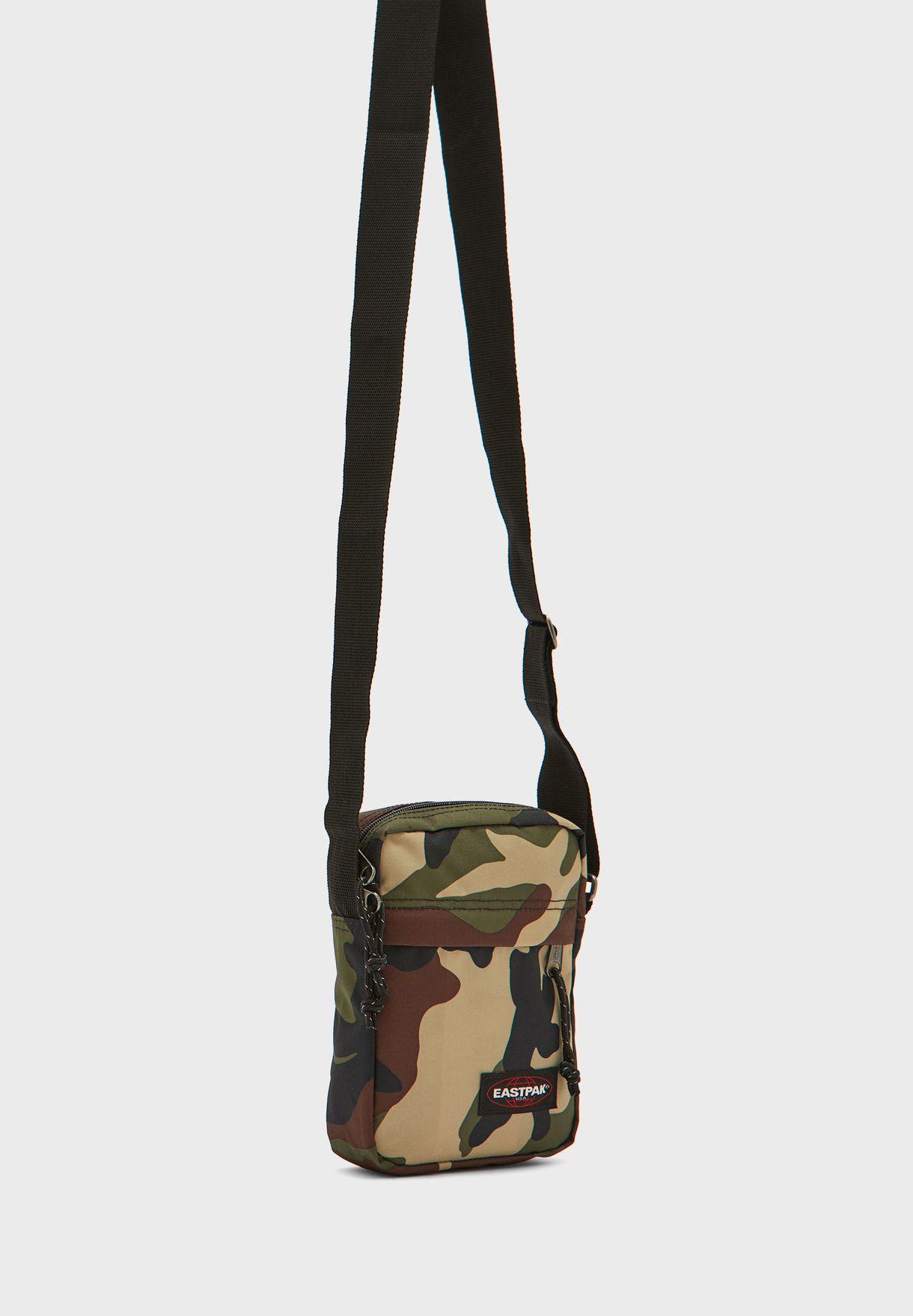 The One Camo Messenger Bag