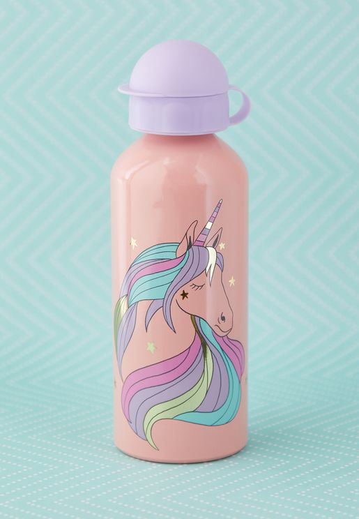 Kids Unicorn Drink Bottle