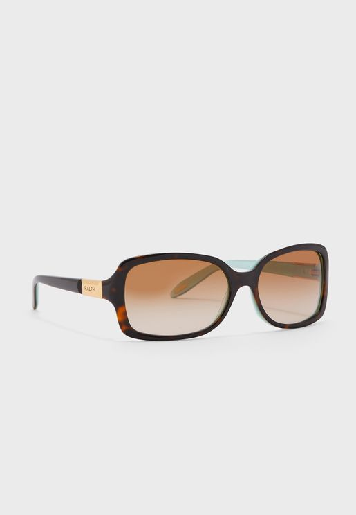 0Ra5130 Rectangle Sunglasses