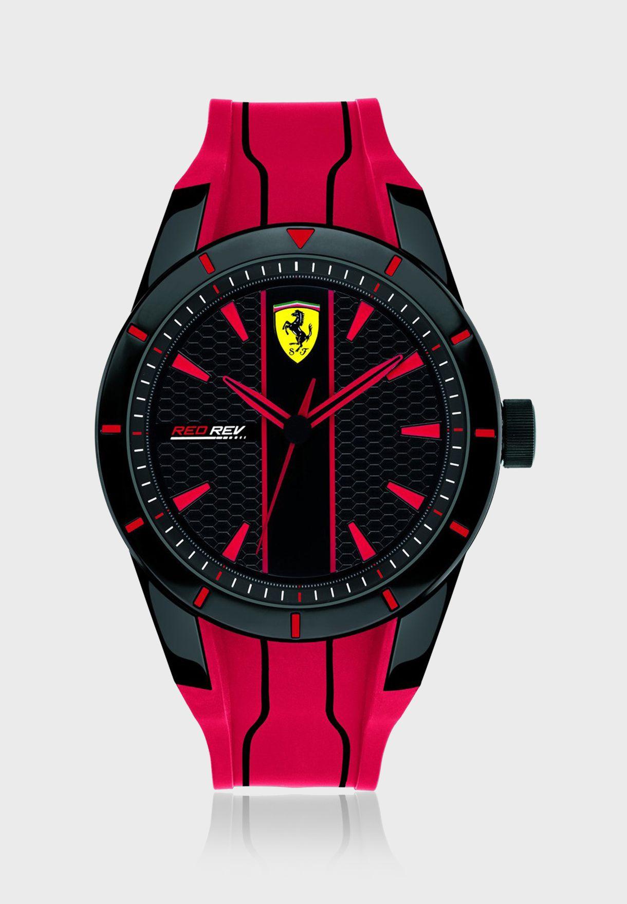 830539 Rerev Analog Watch