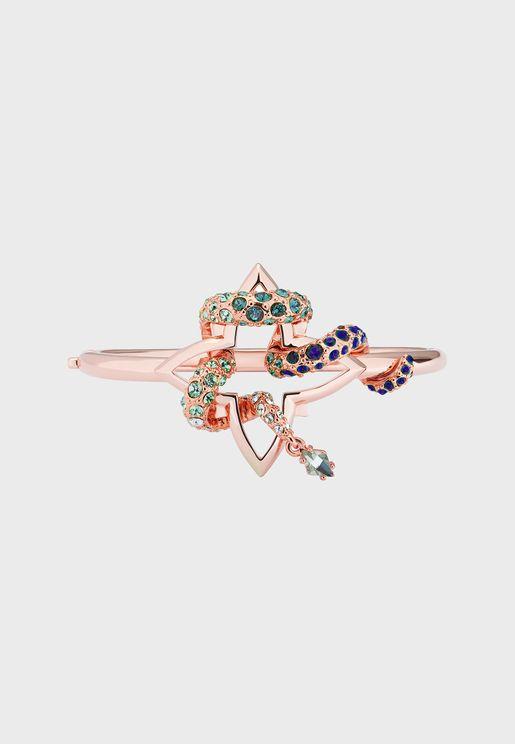 Snake Cuff Bracelet