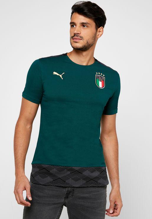 تيشيرت الاتحاد الايطالي لكرة القدم