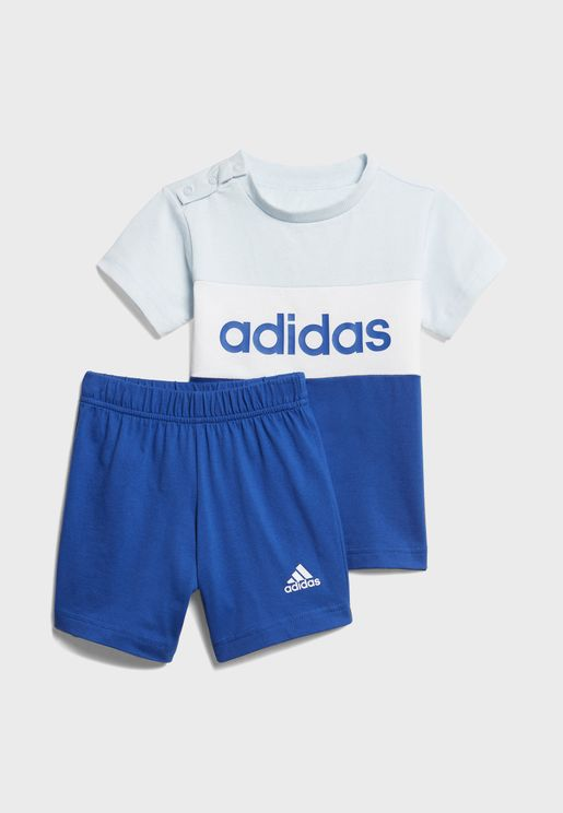 Infant Colour Block Set