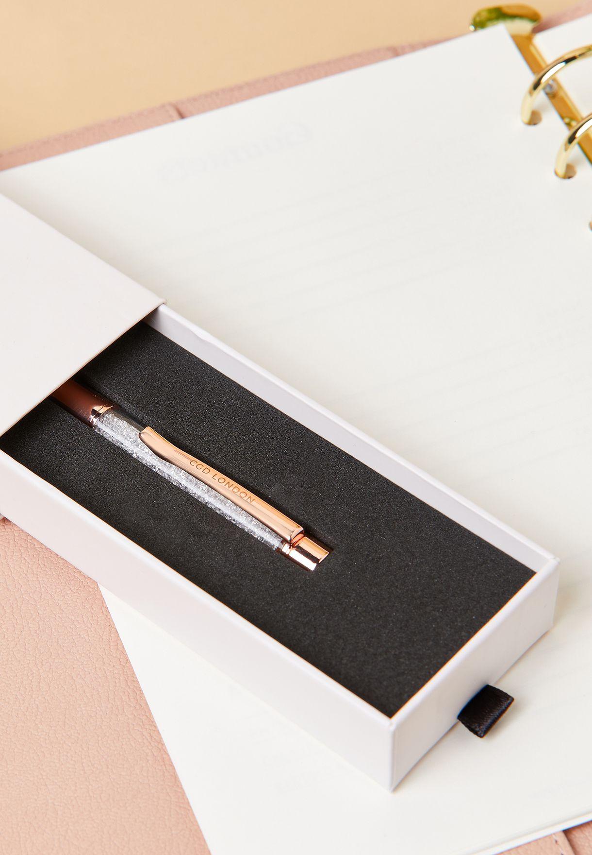 Semi Precious Stone Pen